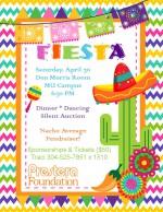 Fiesta! Set for 4/30/2016
