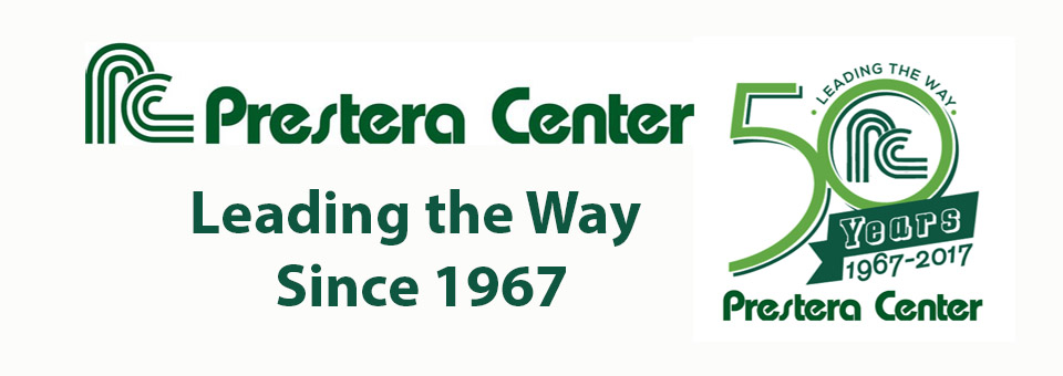 Slider 2 - Prestera Center Leading the Way Since 1967